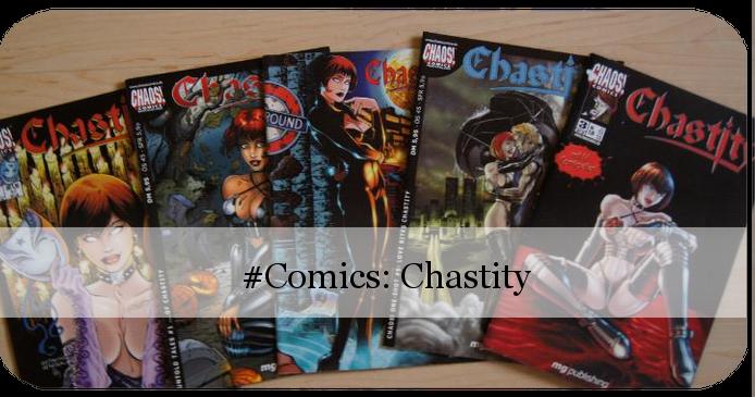 Comic-Blogparade: Chastity