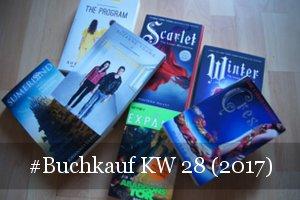 Neue englische Bücher KW 28 (2017)
