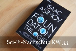 Sci-Fi-Nachschub KW 33 (2017)