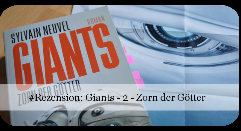 Giants - Zorn der Götter Band 2