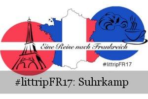 littripFR17: Verlagsinterview Suhrkamp