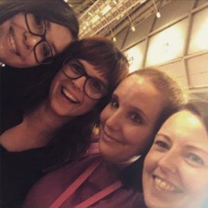 Frankfurter Buchmesse 2017 - Blogger united!
