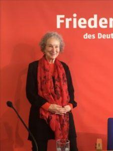 Frankfurter Buchmesse 2017 - Margaret Atwood