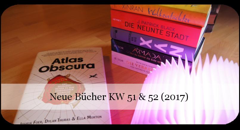Buchkauf KW 51 un 52 (2017)