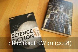 Buchkauf KW 01 (2018)