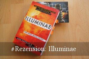 Illuminae von Amie Kaufman und Jay Kristoff