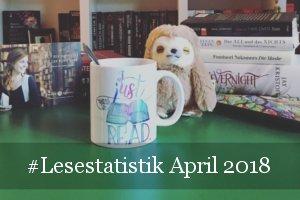 Lesemonat April 2018