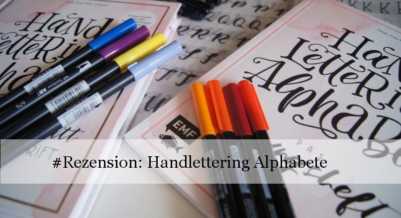 Handlettering Alphabete von Frau Hölle