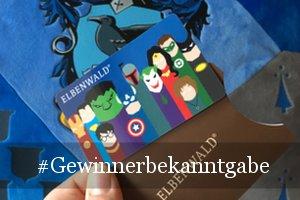 Elbenwald Gewinnspiel Gewinnerbekanntgabe