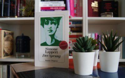 Rezension: Der Sprung von Simone Lappert
