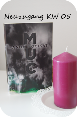 Anna Mocikat MUC, Knaur Verlag