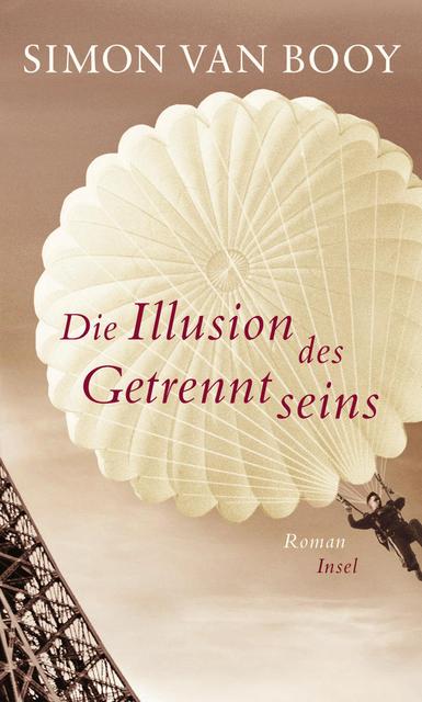 Die Illusion des Getrenntseins von Simon Van Booy, Insel Verlag