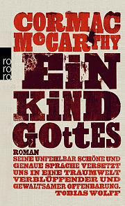 Ein Kind Gottes von Cormac McCarthy
