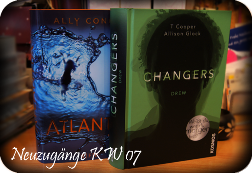 Ally Condie, Atlantia, Changers