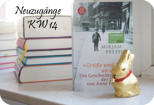 Mirjam Pressler: Grüße und Küsse an alle. Die Geschichte der Familie von Anne Frank