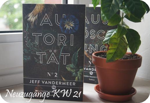 Autorität, Buchkauf, Jeff Vandermeer, Southern Reach Trilogie
