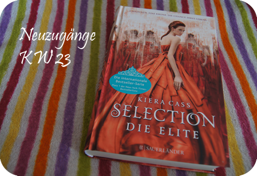 Kiera Cass - Selection 2 - Die Elite