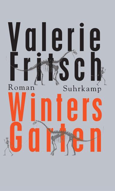 Winters Garten von Valerie Fritsch
