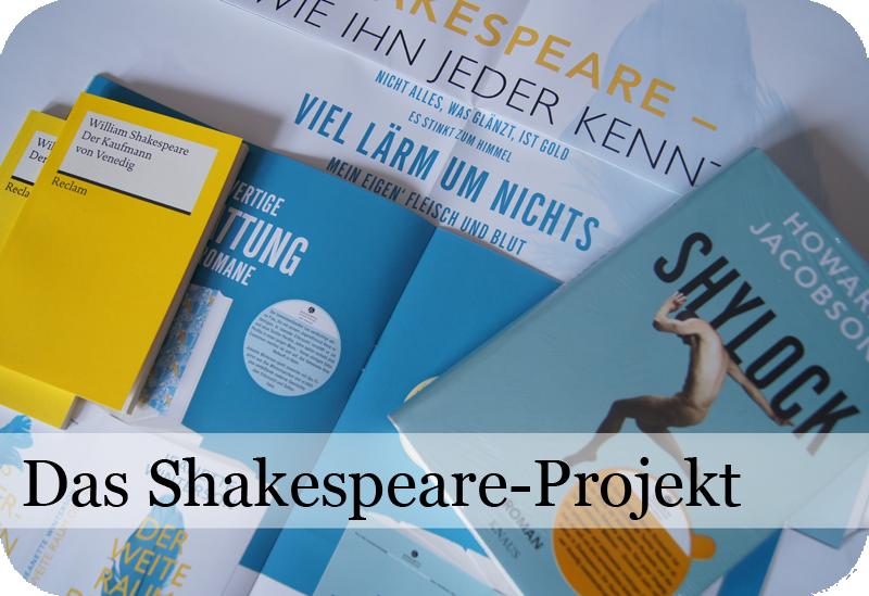 Das Shakespeare-Projekt vom Knaus Verlag, Hogarth Shakespeare