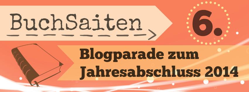Buchsaiten - Blogparade Jahresabschluss 2014