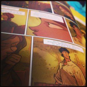 Zauber 01 Comic Innenseite