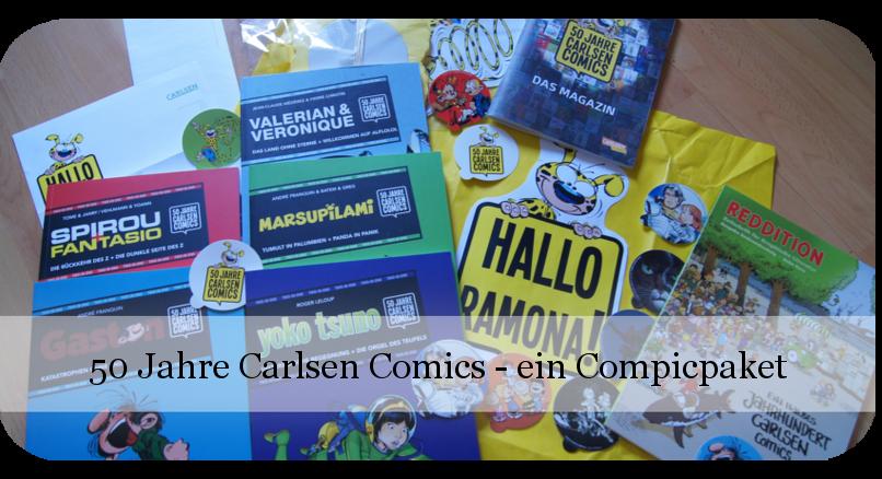 50 Jahre Carlsen Comics 02