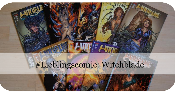 Comic-Blogparade: Witchblade