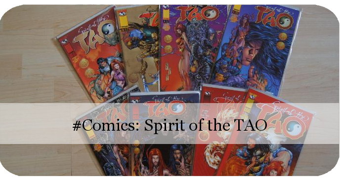 Comic-Blogparade: Spirit of the TAO