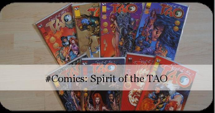 Comic-Blogparade: Spirit of the TAO