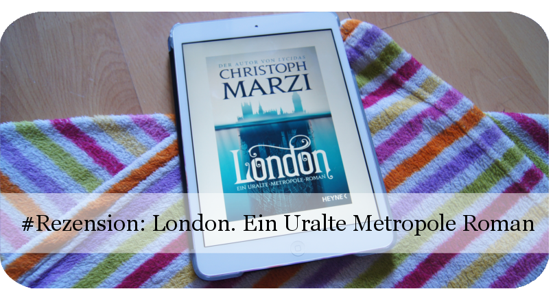 London von Christoph Marzi