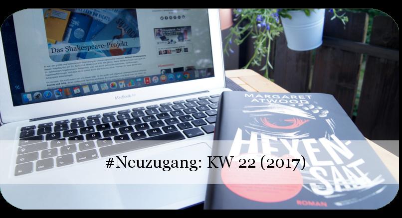 Neuzugang KW 22 (2017) #Shakespeare400