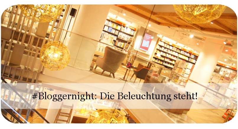 Bloggernight: Hugendubel am Marienplatz in Bildern