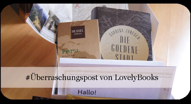 Buchzuwachs KW 29 (2017) LovelyBooks