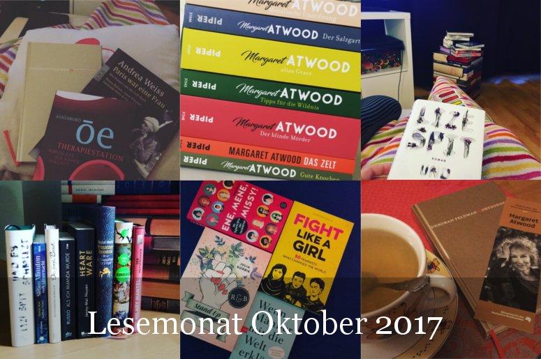 Lesemonat Oktober 2017