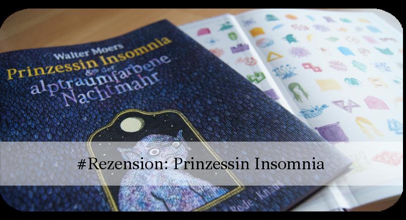 Prinzessin Insomnia von Walter Moers