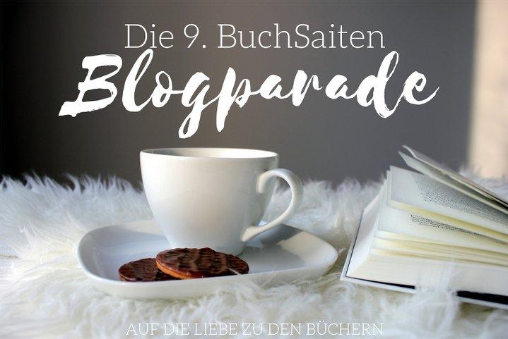 9. BuchSaiten Blogparade Jahresabschluss 2017