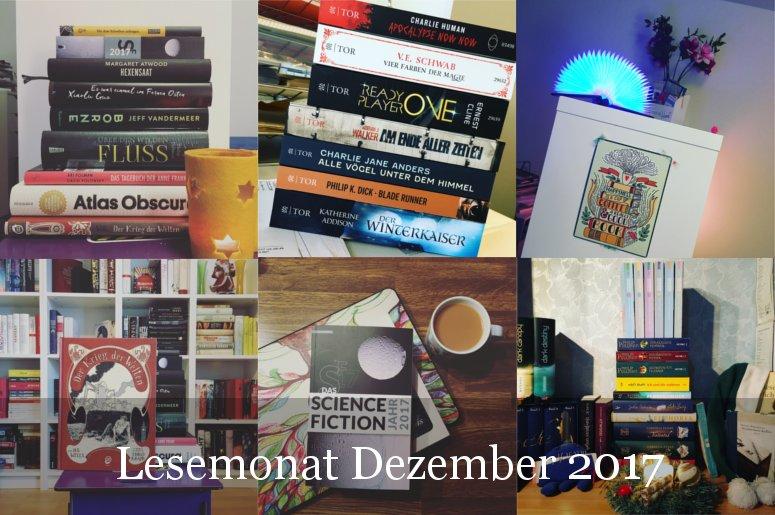 Lesestatistik Dezember 2017