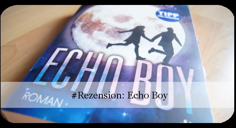 Echo Boy von Matt Haig