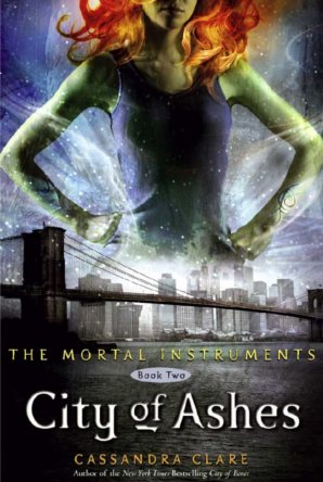 City of Ashes von Cassandra Clare