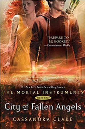 City of Fallen Angels von Cassandra Clare