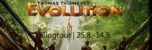 Blogtour Evolution