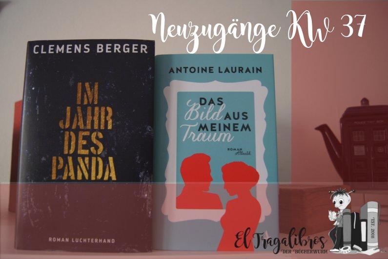 Neue Bücher KW 37 (2016)
