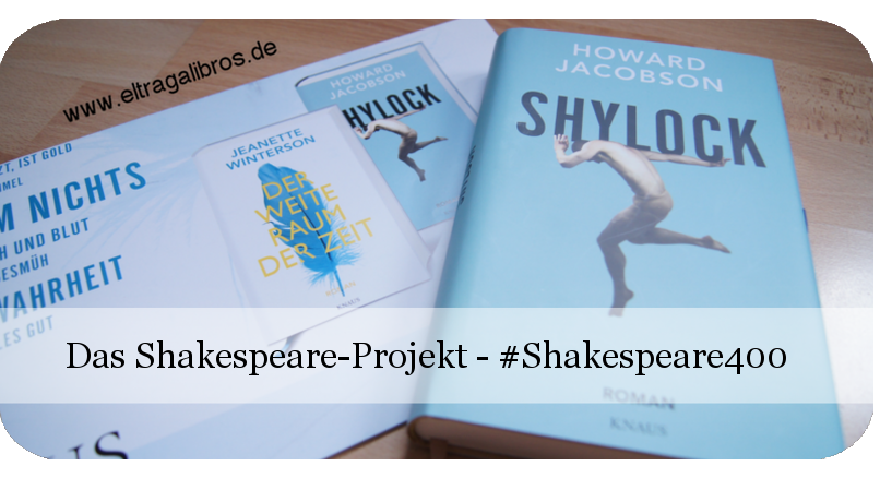Shylock von Howard Jacobson Rezension