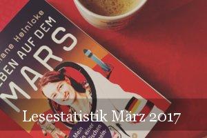 Lesestatistik März 2017