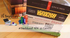 Buchkauf KW 21 (2017)