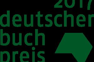 Logo Deutscher Buchpreis 2017 #dbp17