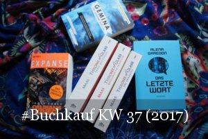 Buchkauf KW 37 (2017)