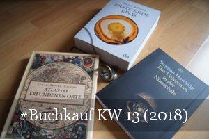 Buchkauf KW 13 (2018) Wissen pur!