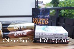 Neue Bücher KW 17 (2018)