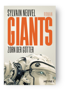 10 Jahre El Tragalibros - 10 Jugendbücher - Giants - Zorn der Götter